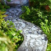 Swirls Fairy Path