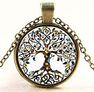 Bronze Tree of Life necklace