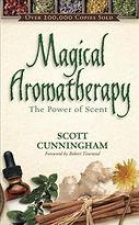 Scott Cunningham Magical Aromatherapy -T
