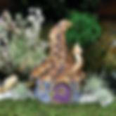 Fiddlehead Wizard House