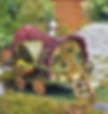 Fiddlehead Fairy Gypsy Wagon