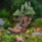Fiddlehead Victoria's Fairy Cottage