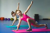 Kindersport,Kinder Yoga,Körpertraining,Grundschule,Tanzschule,Sportverein