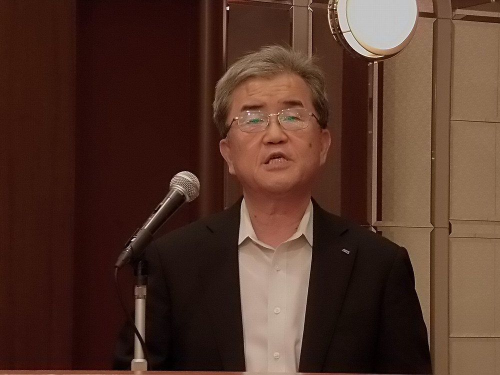販促アイデア協議会_亀田孝男上席顧問