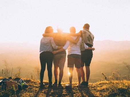 L'amitié, pour se nourrir des autres.