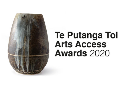 Home Ground receives a Highly Commended Citation at the Te Putanga Toi Arts Access Awards 2020