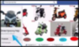 Переход на страницу фейсбук
