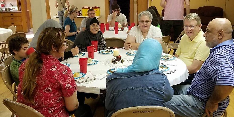 July Community Dinner