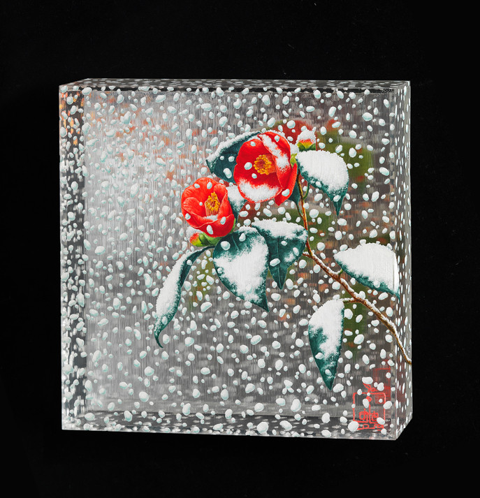 5. Nevertheless_11.8x11.8inch_Mixed Mate
