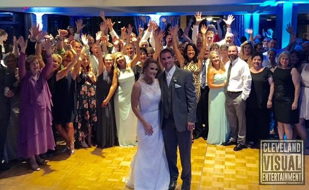 Cleveland Wedding Dj Cleveland Visual Entertainment