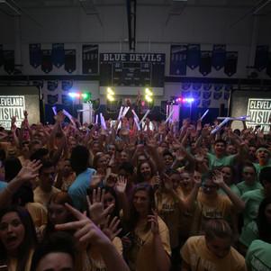 Brunswick High School Dance