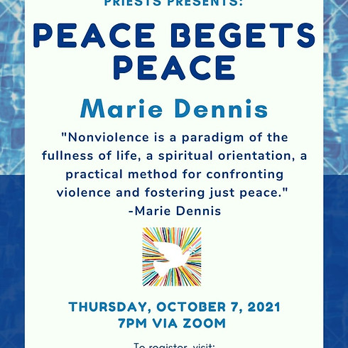 Peace Begets Peace