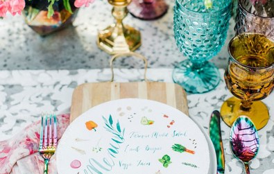 6 Expert Tips to Create Your Spring Wedding Menu