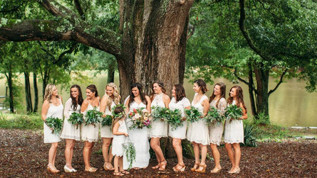 How Many Bridesmaids Are Too Many