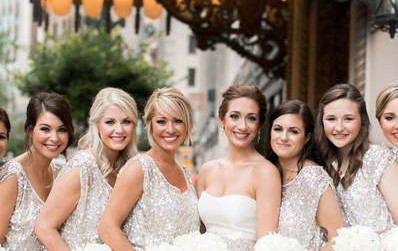 Should Your Bridesmaids Choose Their Own Dresses