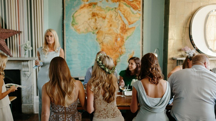 The Who's Who of Rehearsal Dinners: Which Guests to Invite and When