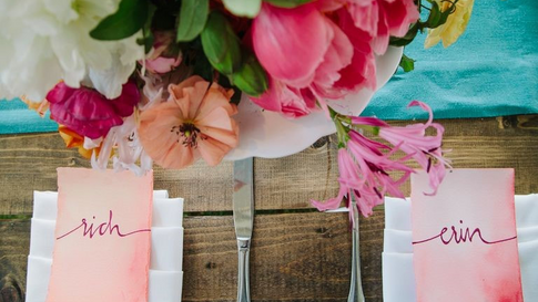 How to Seat Your Guests at the Wedding Reception
