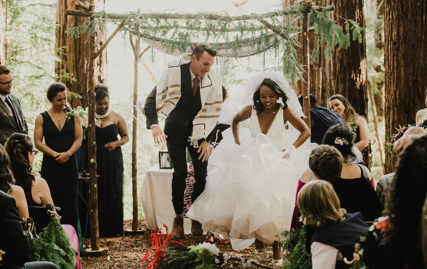 Jumping the Broom: From the 18th Century to Present Day