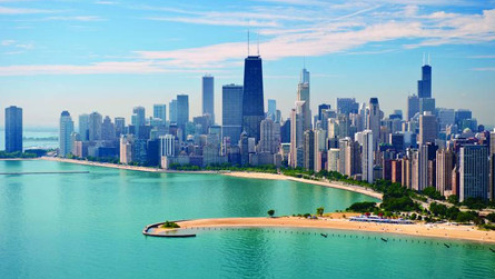 A Romantic Guide to Chicago