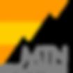 MTN Logo Grey Text Transparent Backgroun