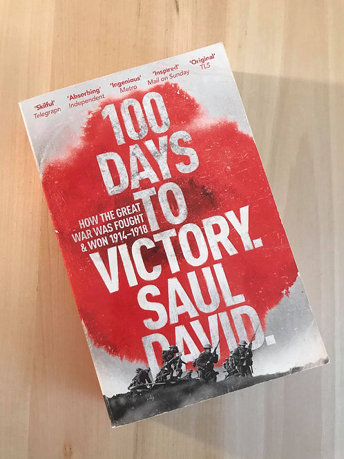 100 Days to Victory, How the Great War was Fought and Won 1914-1918