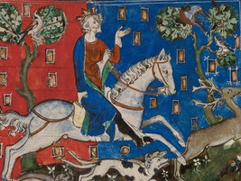 King John and the Magna Carta.