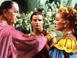 Julius Caesar (1953) Film Review