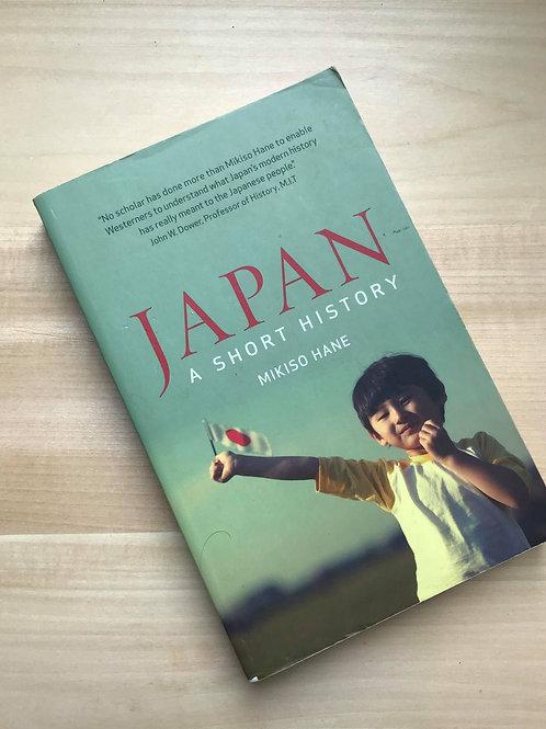 Japan, A Short History
