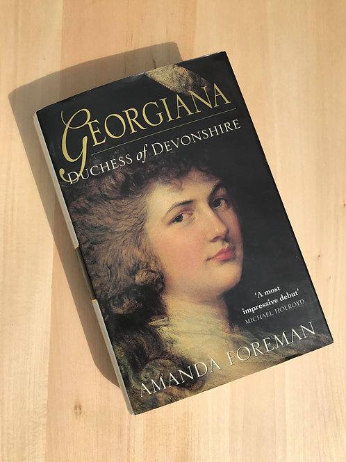 Georgiana. Duchess of Devonshire