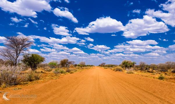 Namibischer Highway