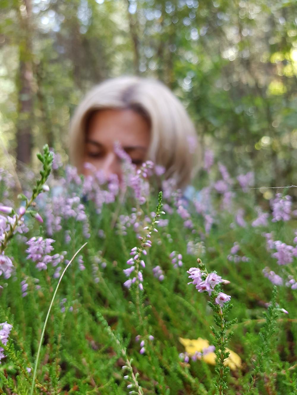 leśna dziewczyna