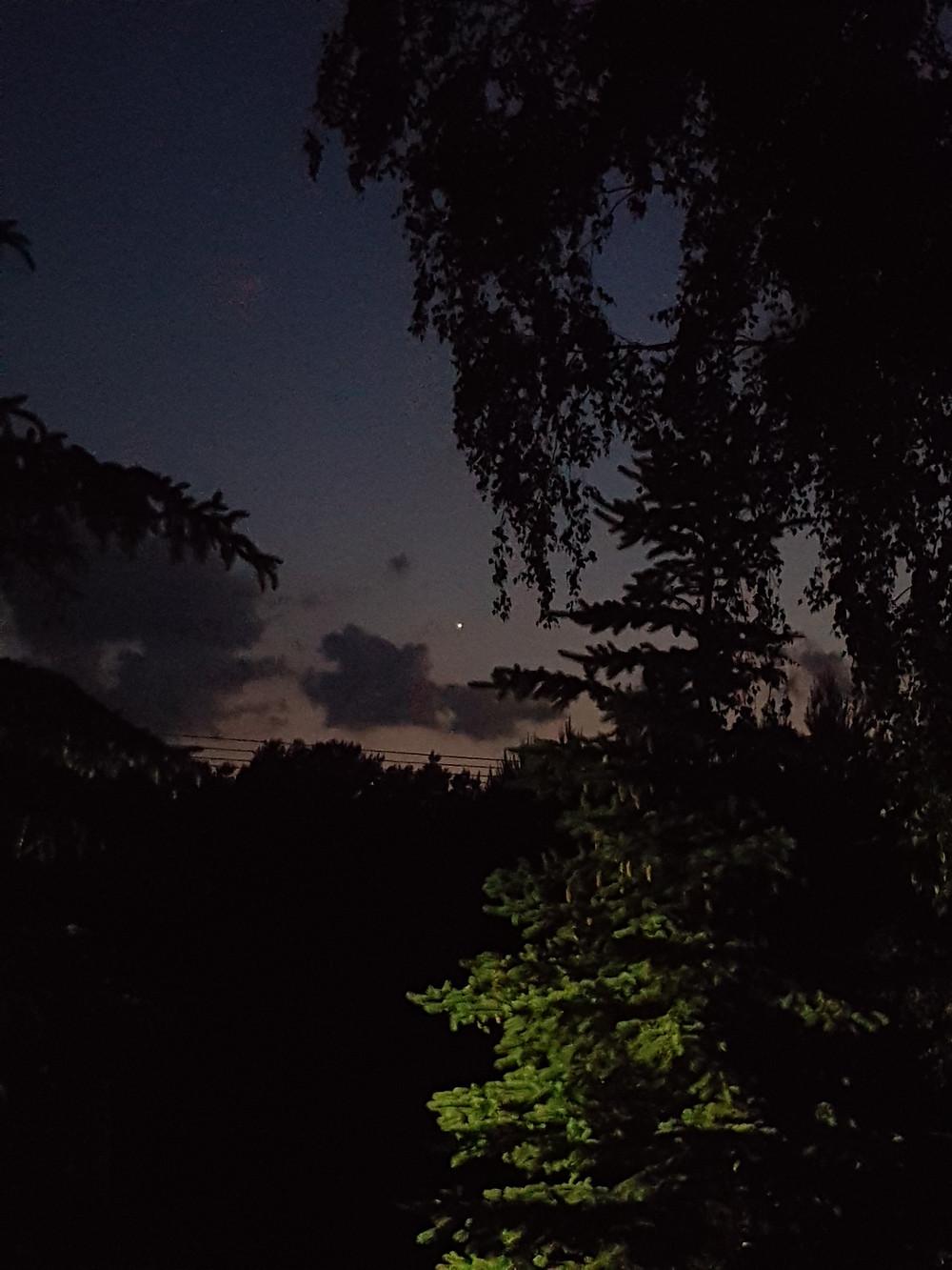 gwiazda wieczorna