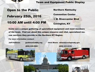 Northern KY Technical Rescue Team