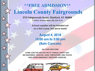 Lincoln County Safety Day