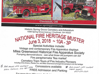 National Fire Heritage Muster