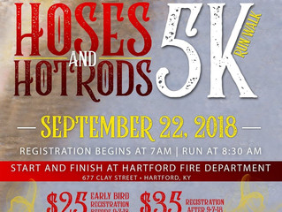 Hoses & Hotrods 5K Run/Walk