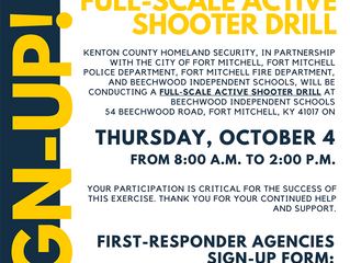 Full-Scale Active Shooter Training