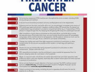 Prevent Firefighter Cancer