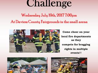 Firefighter's Challenge - Daviess County