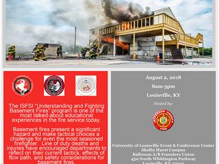 Basement Fire Training