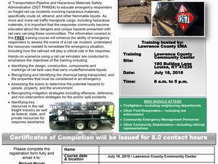 Rail Car Training