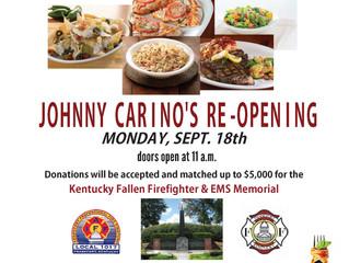 Firefighter Memorial Fund Raiser