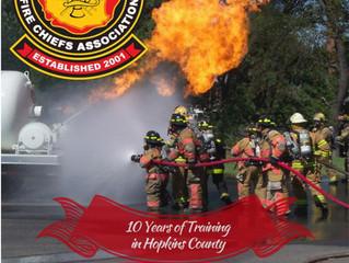 Hopkins County Fire School