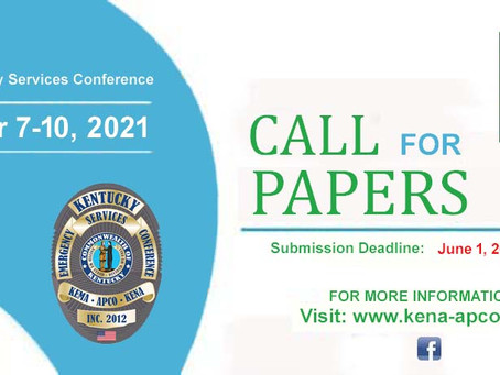 Call for Papers  - Click on the photo for submission.