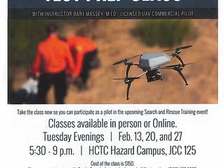 107 Drone Course