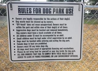 Flatwoods Dog Park