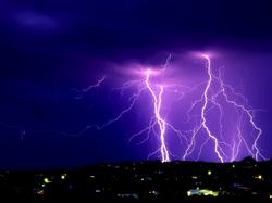 Thunderstorms & Lightning