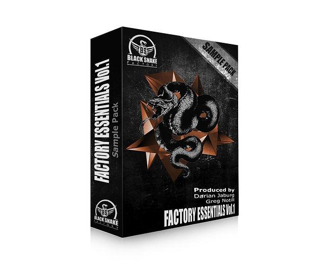 "Sample Pack ""Factory Essentials Vol.1"""