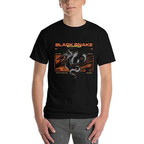 Standard T-shirt (Gildan 2000) / Vintage Design / Black