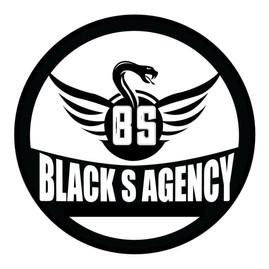 Logo Black S Agency
